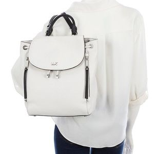 NEW MICHAEL Michael Kors Evie Medium Backpack